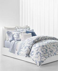"NW RALPH LAUREN Willa Pleated 15""x20"" Decorative Throw  Pillow Cotton Cream $120"