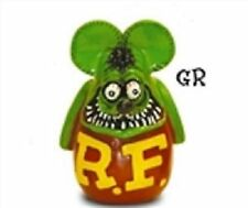 RAT FINK ANTENNA TOPPER  RESIN RAT FINK FIGURE FOR ANY USE.   LIMITED ITEM