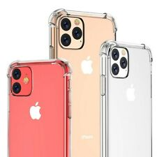 For iPhone 11 / 11 Pro / 11 Pro Max Case Shockproof Clear Cover