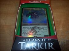 "KHANS OF TARKIR ~ MTG INTRO DECK ""TEMUR AVALANCHE"" FREE SHIP WITH TRACKING"