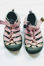Keen Girls Baby Toddler Waterproof Sandals Size 11 Pink