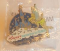 WDW Cast Exclusive Disney's Transportation Cast Members Tinker Bell Pin 55747