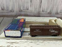 chicago northwestern 400 boxcar trailer train car freight toy HO