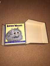 SCARCE 1930's LOUIS WAIN's GREAT BIG MIDGET BIG LITTLE BOOK WITH ULTRA RARE BOX
