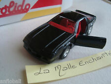 MINIATURE  CHEVROLET CAMARO 1983  SOLIDO EN BOITE MADE IN FRANCE