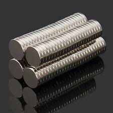 100x Neodymium Super Strong Magnet Round Disc Rare Earth N52 Grade 10mm x 2mm