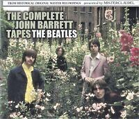 The Beatles 5 CD Set! The Complete John Barrett Tapes Misterclaudel