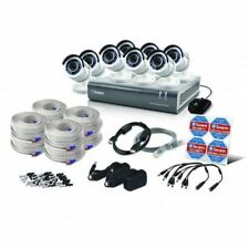 Swann DVR8-4550 8 Ch 1080p HD DVR & 8 x PRO-T853 2.1MP Cameras