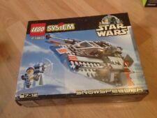 Vintage LEGO STAR WARS lot 7130 SNOWSPEEDER (RARE)