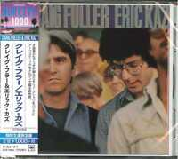 CRAIG FULLER & ERIC KAZ-S/T-JAPAN CD Ltd/Ed B63