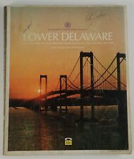 1969 LOWER DELAWARE TELEPHONE DIRECTORY W/Yellow Pages Genealogy Advertising