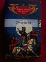 Das Rad der Zeit 10  Robert Jordan - Zwielicht  Deutsche Erstausgabe  klasse TB