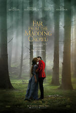 Far from the Madding Crowd - A3 Film Poster - FREE UK P&P