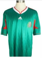 MEXICO Adidas ClimaCool Soccer Jersey Men Size XL National Team Green Shirt