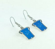 NFL Detroit Lions Jersey Earrings WinCraft Jewellery Football Womens