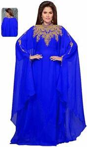 MODERN FARASHA MOROCCAN  ABAYA KHALEEJI KAFTAN FOR WEDDING GOWN JALABIYA DRESS