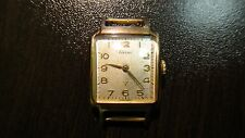 RARE VINTAGE GOLD PLATED WOMEN'S WATCH CERTINA