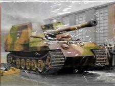 Trumpeter German Geschutzwagen Tiger TR35378