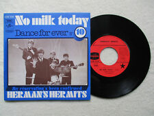 "45T 7"" HERMAN'S HERMITS ""No milk today"" COLUMBIA 2C 006-93548 FRANCE §"