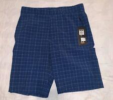 NEW Men's Walter Hagen Golf Shorts Size 30 Blue NWT 11 Majors