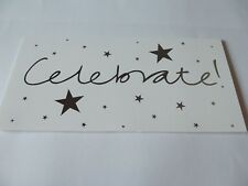 Hallmark Money/Gift Card/Voucher Wallet. Celebrate......