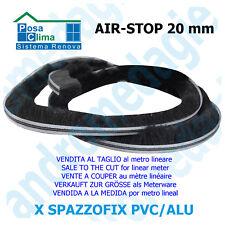 bois U Top d/'étanchéité pour VELUX convient Lucarne Ventilation Gueule PVC à partir de 1 m