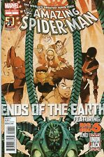 Marvel The Amazing Spider-Man #1 Ends of the Earth (July 2012) High Grade
