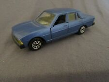 579F Norev Jet Car 857 Peugeot 604 Blu Metallo 1:43