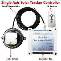 SZMWKJ Complete Single Axis Solar Panel Tracker Tracking Electronic Controller