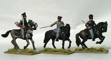 Perry - Prussian Mounted field officers - 28mm - PN3