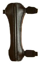NEET archery arm guard N1 strap reinforced black vinyl youth small USA child N-1