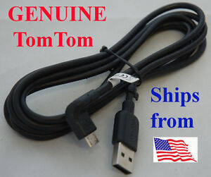 OEM TomTom Micro-USB Sync Data Cable GO 600 500 520 620 40 50S 60S 52 6200 5200