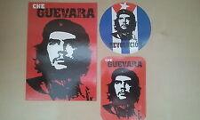 CHE GUEVARA---FAN PACKAGE---1 KARTE --2 AUKLEBER ----NEU