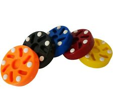 Tron S10 Inline Roller Hockey Pucks 10-Pack