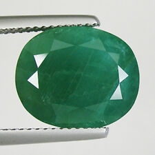 RARE  BULISH GREEN * 8.12 ct  NATURAL GRANDIDIERITE  OVAL  # 2513