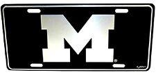 Michigan Wolverines Elite License Plate