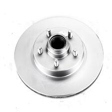 Disc Brake Rotor-EvolutionGenuine Geomet(R) CoatedBrake Rotor Front Power Stop
