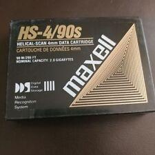 1 Cartouche MAXELL - Hs-4/90s-2gb Data Tape Dat