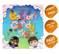 *SALE* Cotton Candy Sky The Song Book by ZAIN BHIKA - Eid Gift Islamic Childrens
