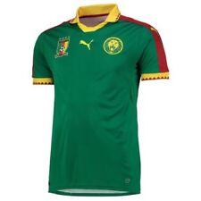 Camisetas de fútbol de selecciones nacionales verde