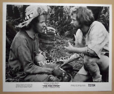8x10 Photo~ THE PIED PIPER ~1972 ~Keith Buckley