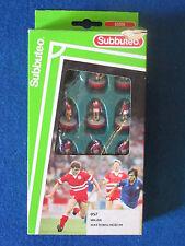 Subbuteo Equipo En Caja Original-AC Milan/Wattenscheid 09-no 057