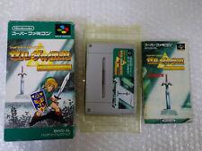 The Legend of Zelda A Link to the Past Nintendo Super Famicom SFC Japan