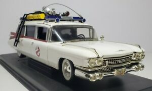 Hot Wheels GHOSTBUSTERS ECTO-1 1:18 Diecast Car