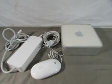 Apple Mac Mini A1103 w/ Mouse A1152 & Power Cord A1188