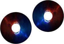 Wheelchair Spoke Guard Skins Space Universe View Mobility Sticker 676