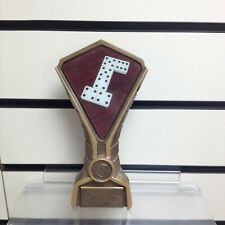 Dominos Trophy Award 210mm - Free Engraving