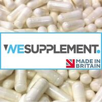 Magnesium Oxide Capsules Not Tablets 750mg HIGH STRENGTH, Fatigue,Tired,PMS