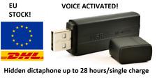 USB VOICE RECORDER - PRO for discreet recording memoq