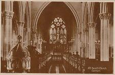All Saint's Church, OAKHAM, Rutland RP